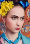 Look like a... Frida Kahlo